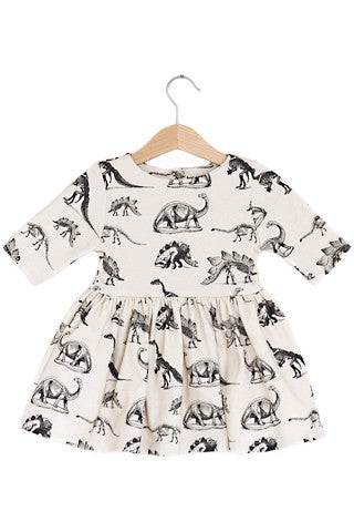 Dinosaur Organic Cotton Dress