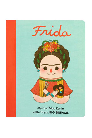 My First Frida Kahlo Board Book
