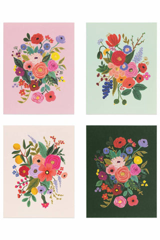 Garden Party Assorted Card Set/8