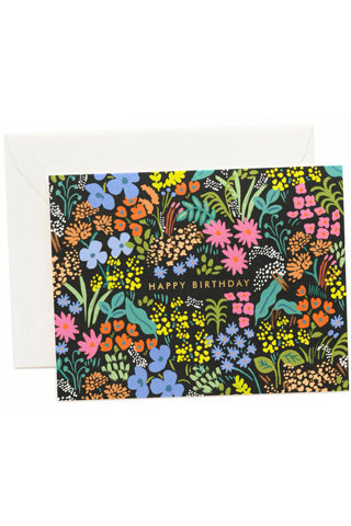 Birthday Meadow Card
