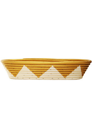 On Point Large Oblong Bowl