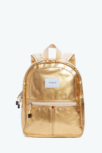 Mini Kane Backpack | Metallic