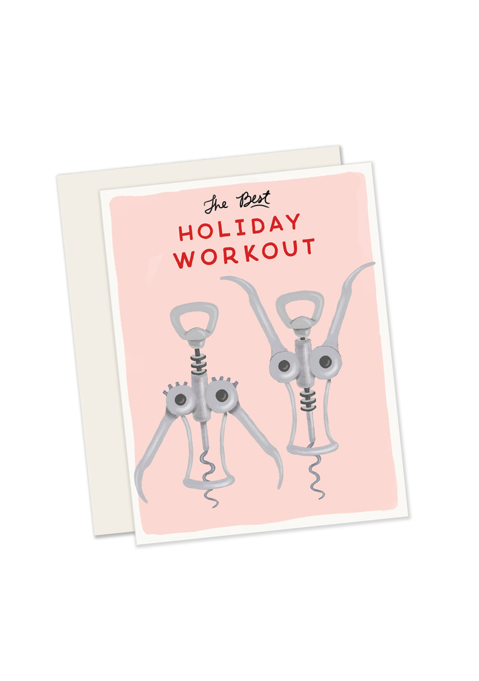 Holiday Workout Card