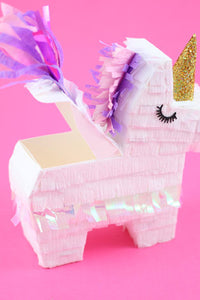 Mini Unicorn Piñata