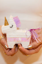 Load image into Gallery viewer, Mini Unicorn Piñata