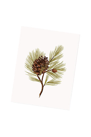 Pine Scented Card