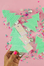 Load image into Gallery viewer, Mini Tree Piñata Ornament