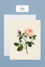 Load image into Gallery viewer, Rose Scented Card