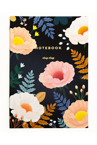 Oriental Poppies Notebook
