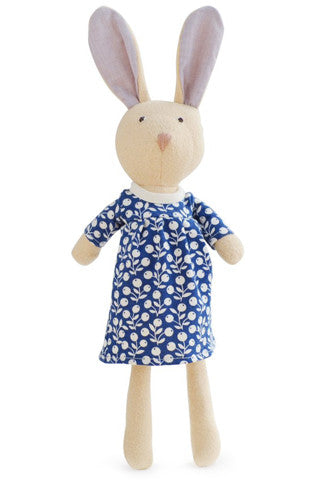 Juliette the Rabbit in Berries Dress
