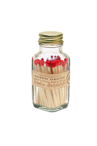 Mini Match Bottles