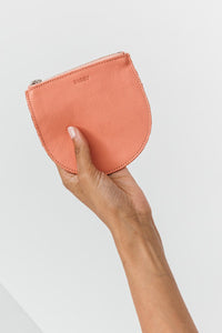 U Leather Pouch
