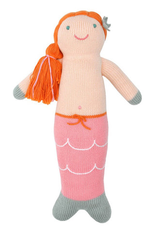Harmony the Mermaid Knit Doll