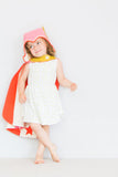 Super Awesome Reversible Pink Cape