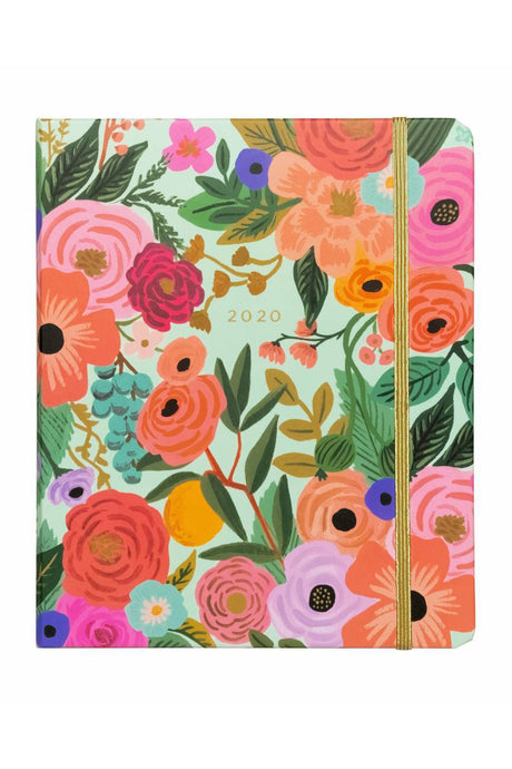 2020 Garden Party Covered Planner