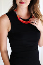 Load image into Gallery viewer, Ramona Wrapped Necklace