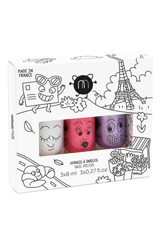 Nailmatic Kids Nail Polish Set