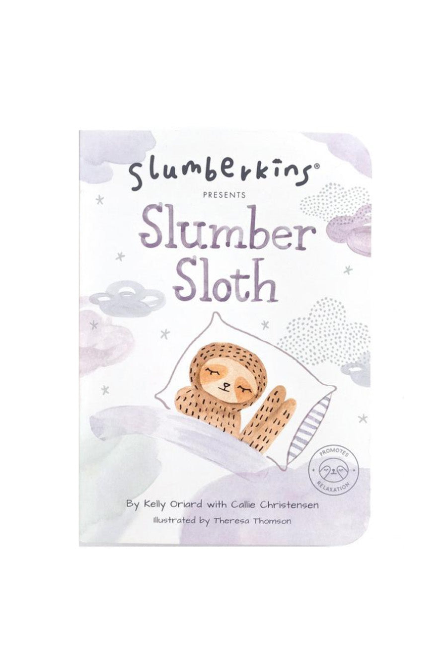 Slumber Sloth Board Book