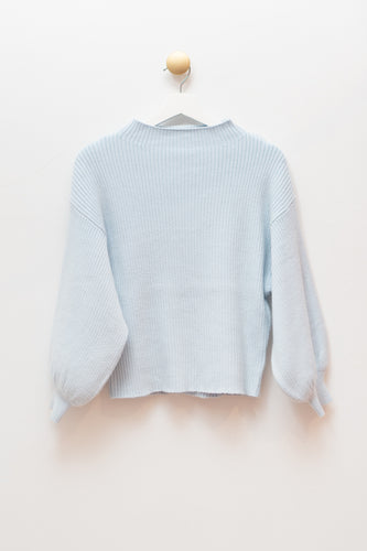 Adler Sweater | Light Blue