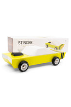 Load image into Gallery viewer, Stinger Wooden Car