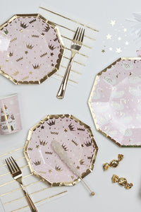 Sweet Princess Napkin Set/16