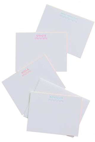 Swell Traveled Stationery Set