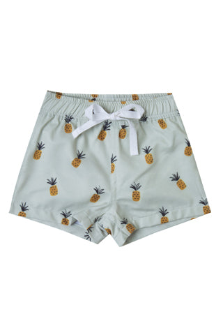 Pineapples Swim Trunk