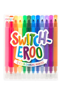 Switch-Eroo Colored Markers