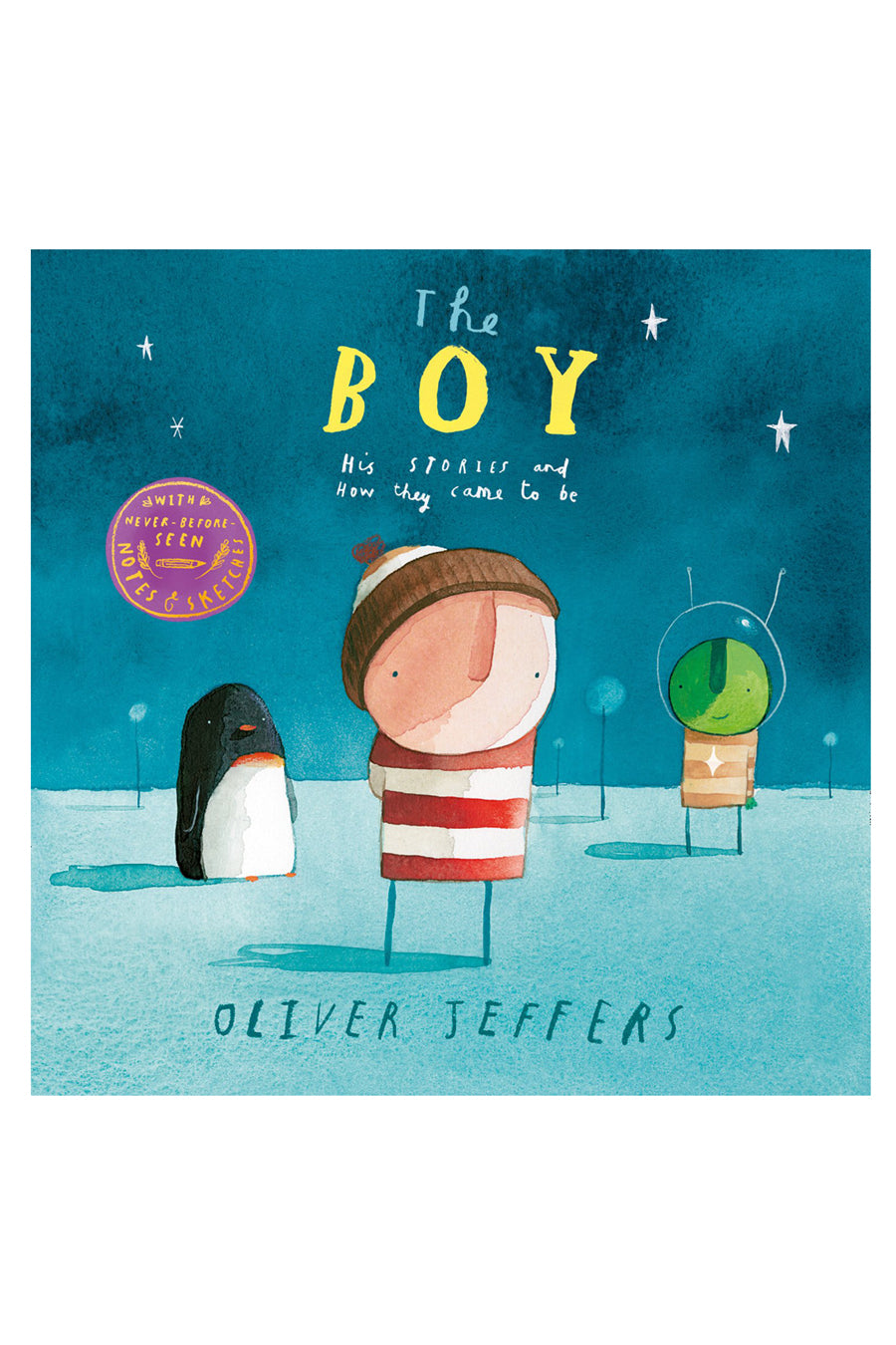 The Boy: His Stories & How They Came to Be