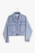 Load image into Gallery viewer, The Sam Denim Jacket