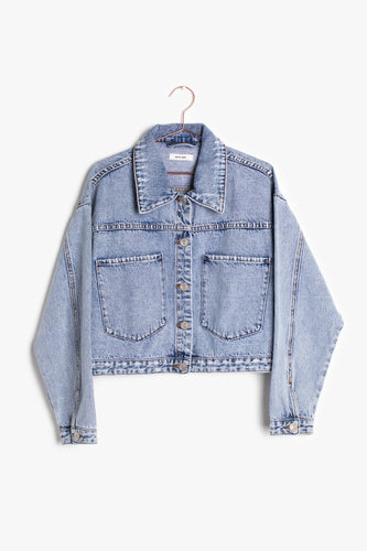 The Sam Denim Jacket