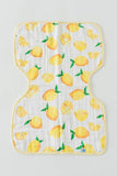 Lemons Burp Cloth