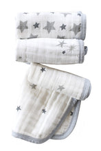 Load image into Gallery viewer, Classic Twinkle Washcloth Set/3
