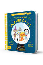 Load image into Gallery viewer, The Wonderful Wizard Of Oz: A BabyLit® Colors Primer
