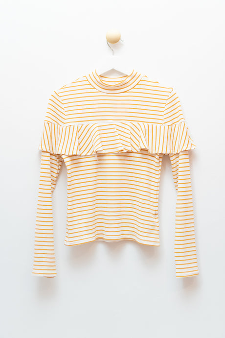 Worth the Stripe Top