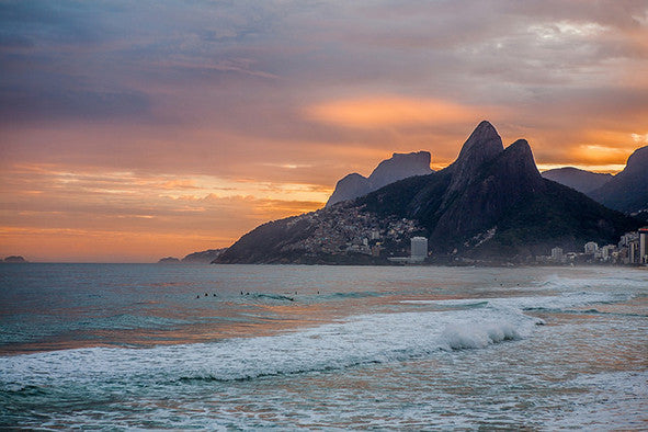 Ipanema Sunsets