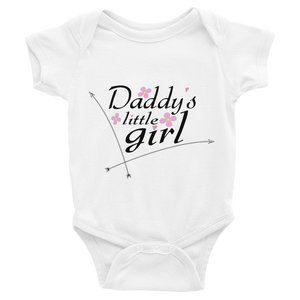 Daddy's Little Girl Onesie - Princesses Design