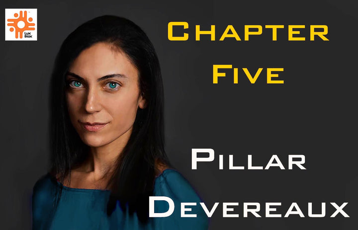 Mars is for Misfits<br>Chapter 5<br>Pillar Devereaux