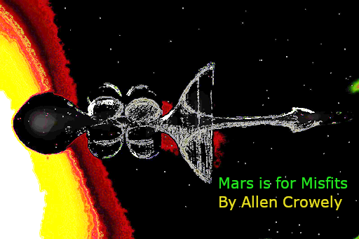 Mars is for Misfits<br>Chapter 2<br>Spine of the Proteus
