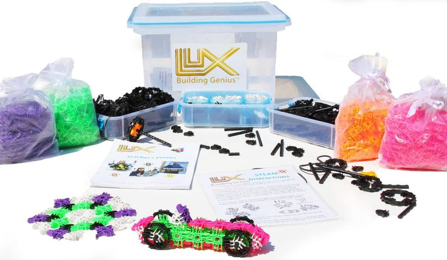 Lux Blox STEAM Accelerator: Small Group Set
