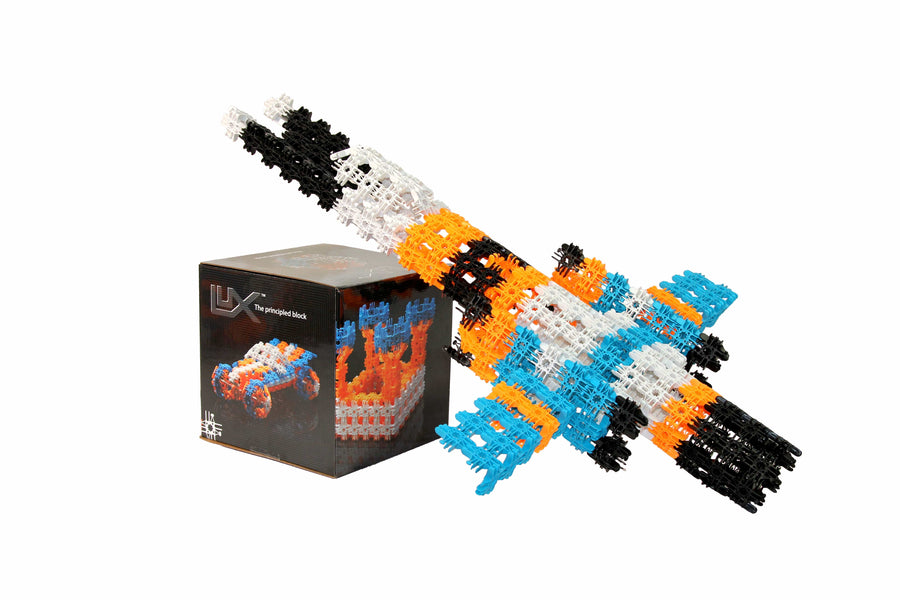 Lux Blox Max Freestyle Set – 370 Lux Squares