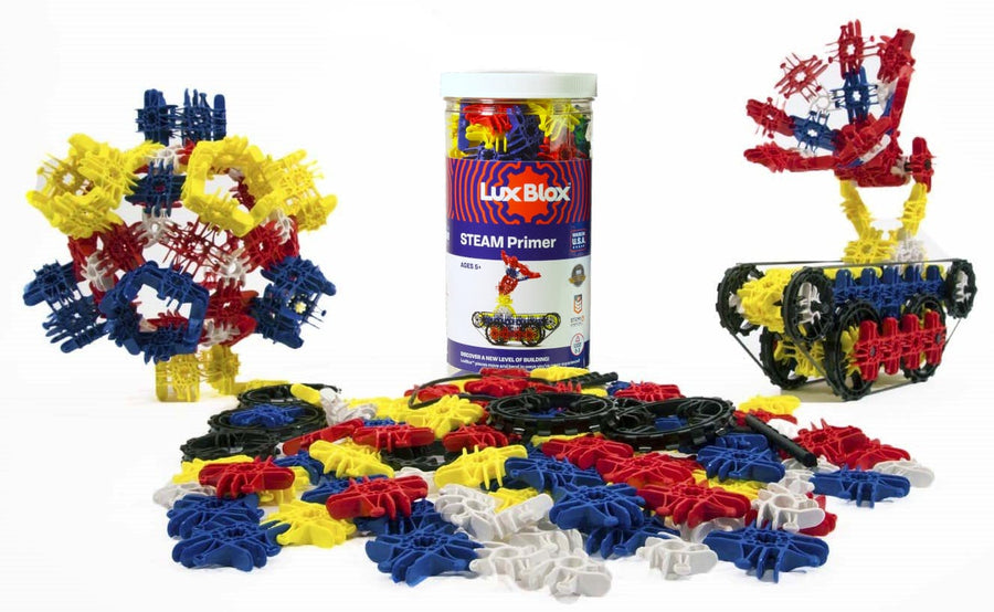 Lux Blox STEAM Primer with Accessories