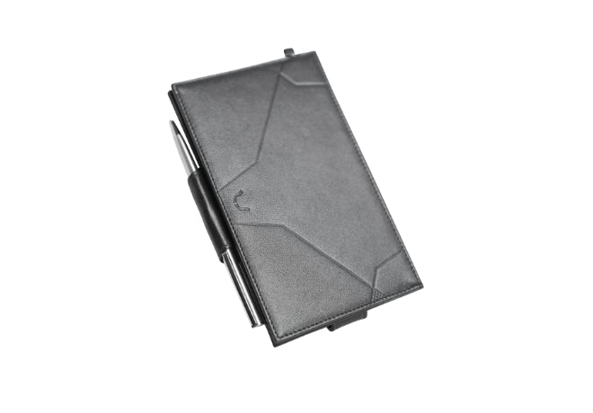 JackL Travel Wallet- Jet Black