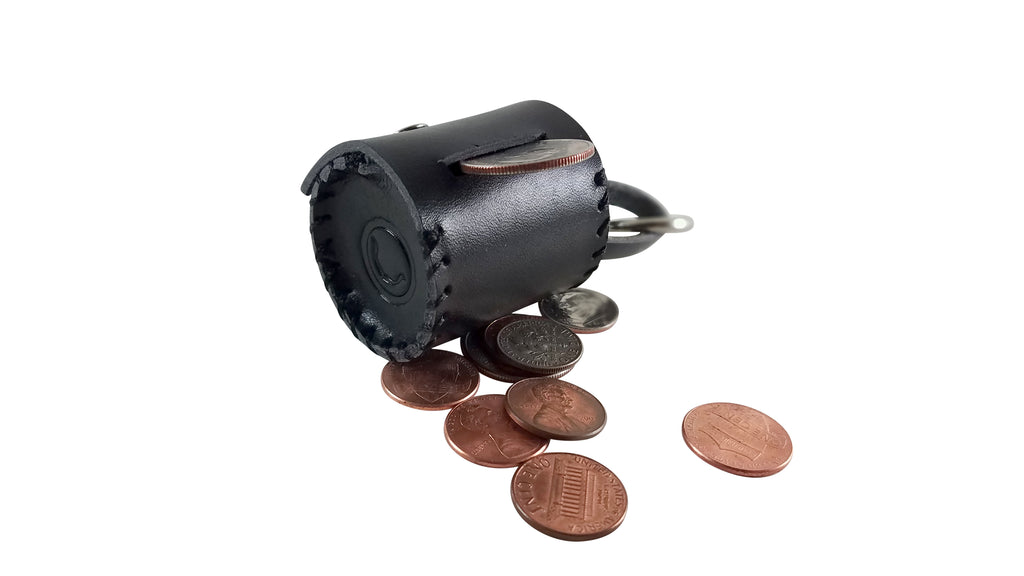 Coin Barrel Carabiner