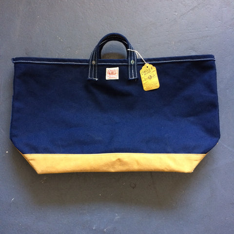 Utility Tote No. 3 in Navy