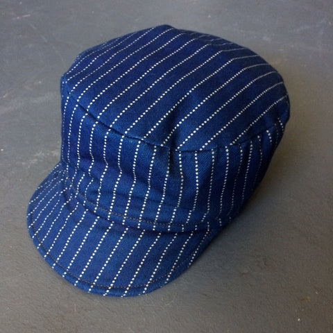Oiler Cap in Wabash Stripe