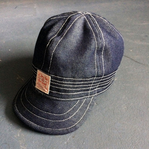 Foundry Cap in Denim