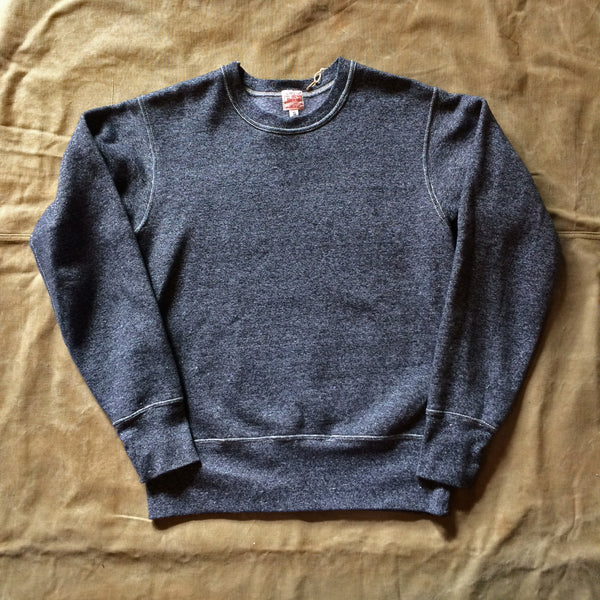 Sweatshirt in Charcoal Melange