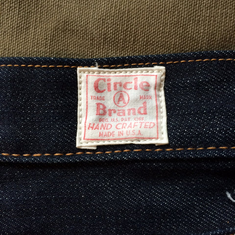Lot 28 Jeans, sample