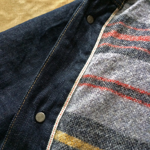 Harvester Jacket, Blanket Lined - Sample